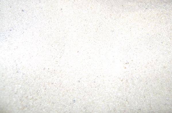 aragonite silica free sand