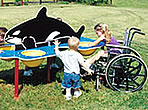 silica free play sand tables